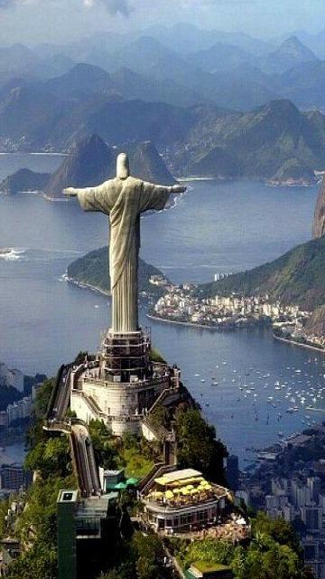 Картинка Рио-де-Жанейро 360x640