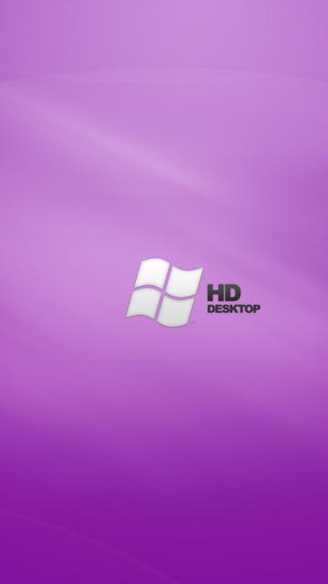 Vista desktop HD 360x640