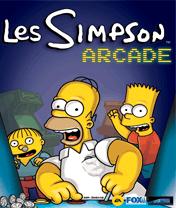 Игра The Simpsons Arcade (Симпсоны: Аркада)