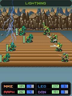 Игра Черепашки Ниндзя: Трибунал (TMNT: Ninja Tribunal) скачать