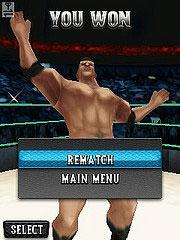 Игра WWE SmackDown vs. RAW 2010 на смартфон