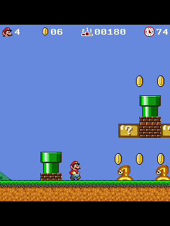 Super Mario: The Lost Levels на телефон