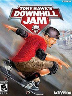 Tony Hawk's Downhill Jam 3D