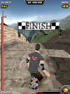 Tony Hawk's Downhill Jam 3D джава