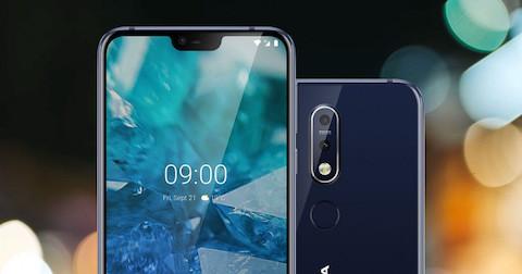 Nokia 7.1 обновление