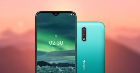 Nokia 2.3 в сша